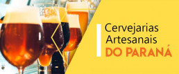 Cervejarias artesanais do Paraná