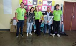 Equipe de sustentabilidade Sebrae