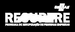 Recupere Programa de Recuperação de Pequenas Empresas Logo