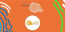 Banner Origens Paraná Mel do Oeste