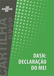 Cartilha DASN - Declaração MEI - Sebrae