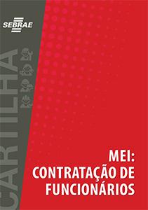 Cartilha MEI contratação de funcionários - Sebrae