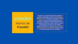 Fraude prêmio Sebrae
