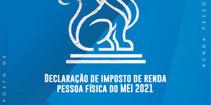Declaração IRPF 2021 - MEI