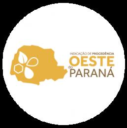Logo IG Oeste do Paraná Mel
