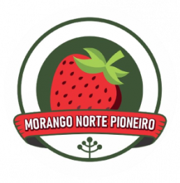 Logo Morango do Norte Pioneiro